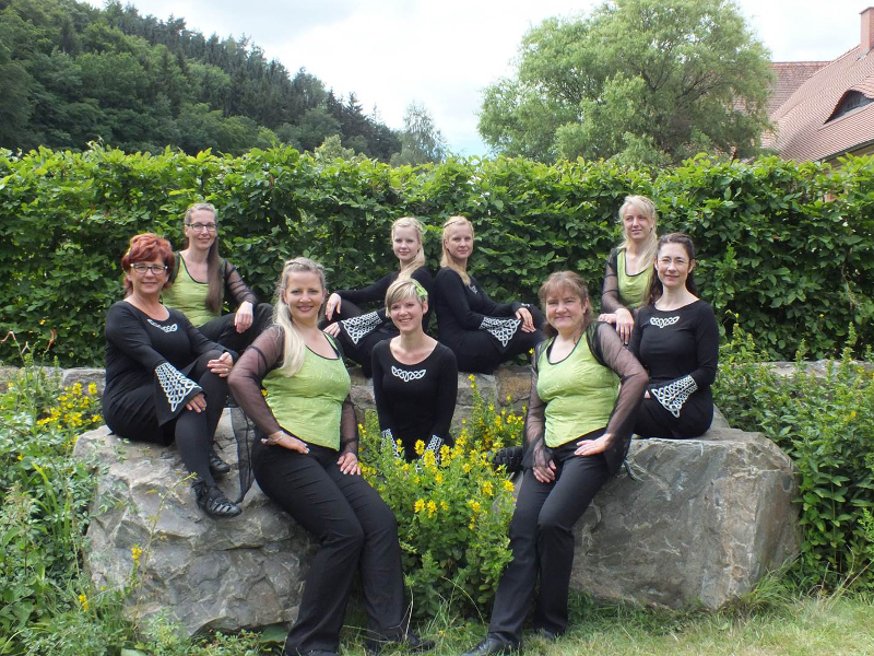 Irish Dance Ausflug